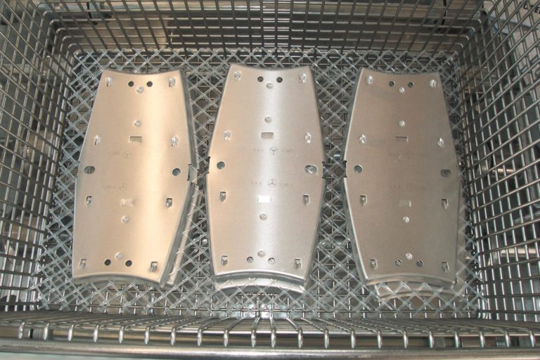 Spacers for Washing Process